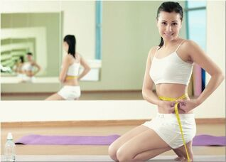Yoga for weight loss gives you the right physical activity